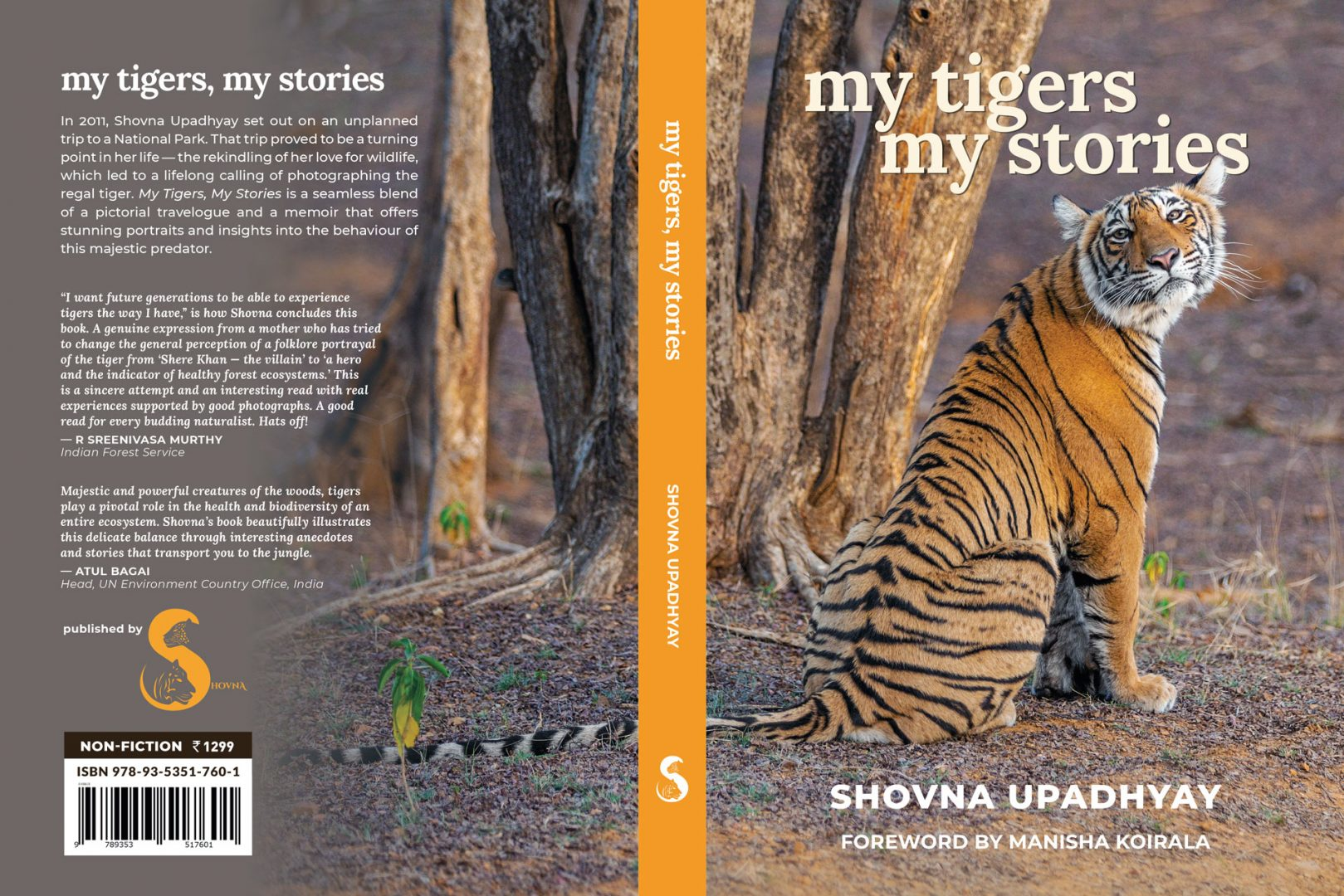 My Tigers My Stories